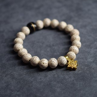 Black gold Falun bracelets VISHI Original 9mm 高密正正 正月 Hainan Xingyue Bodhi Seed Coir
