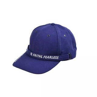 Faith & Fearless_CAP - Long Strap