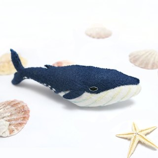// a few tweeted a few chirp // blue blue whale key ring strap sound toys