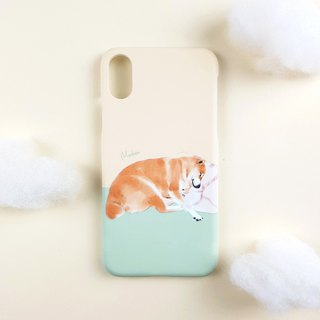 Sleeping Xiao Chai (iPhone.Samsung Samsung, HTC, Sony. Asus Case Cover)