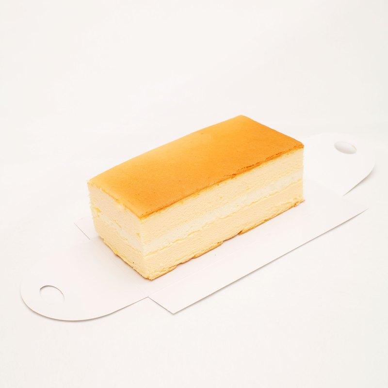 <長鑽蛋糕>香草卡士達起士