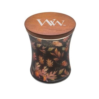 [VIVAWANG] WW 10oz cup curve fragrance wax - rich pine cones