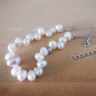 Dancing Pearl Necklace