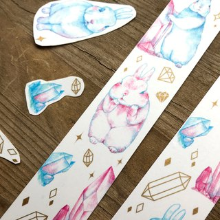 Gem Rabbit Paper tape