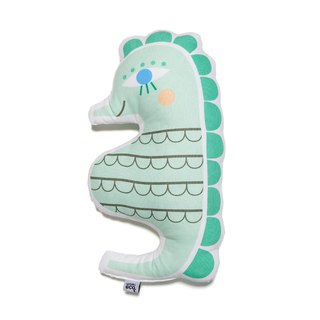 Petit Monkey, the Netherlands - Healing Hippocampus Pillow