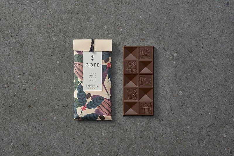【COFE Bar 喫咖啡吧巧克力】_南投國姓/日曬
