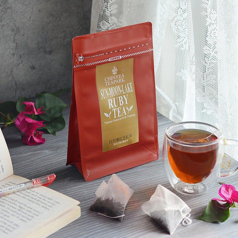 日月潭紅玉紅茶包 - 南投魚池自然栽培台茶18號紅茶