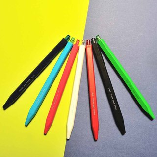 Radical EU Colorful Ball Pen PREMEC Swiss Pen Taiwan Exclusive**Single Store**