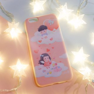 Next time I also want to fall in love with you mobile phone shell / ChiaBB matte matte hard shell Iphone