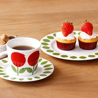 Lovely Scandinavian Floryd Obercup Berry Cup Set