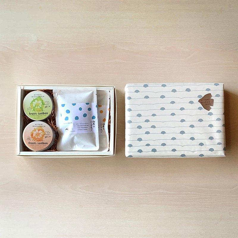 水果三本禮盒