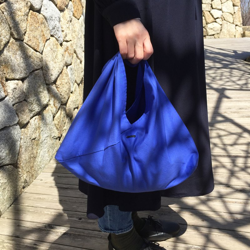 Azuma bag design bag bright blue