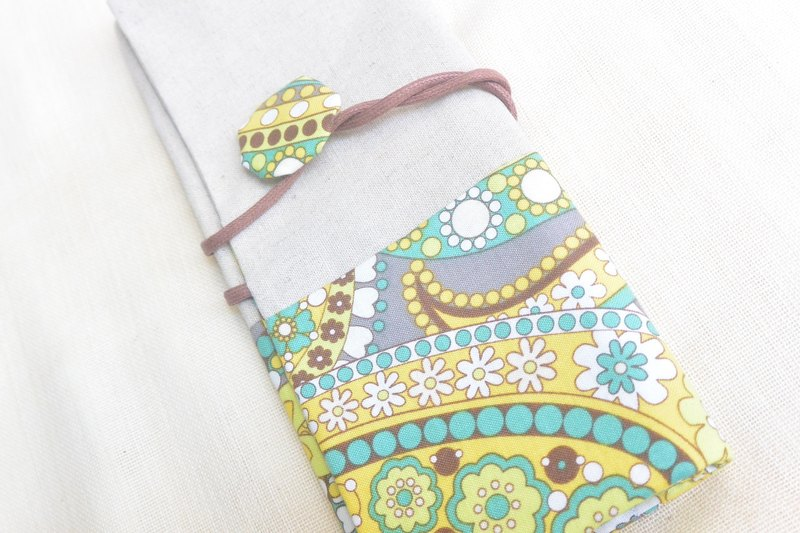 Handmade pencil pouch - Deformation