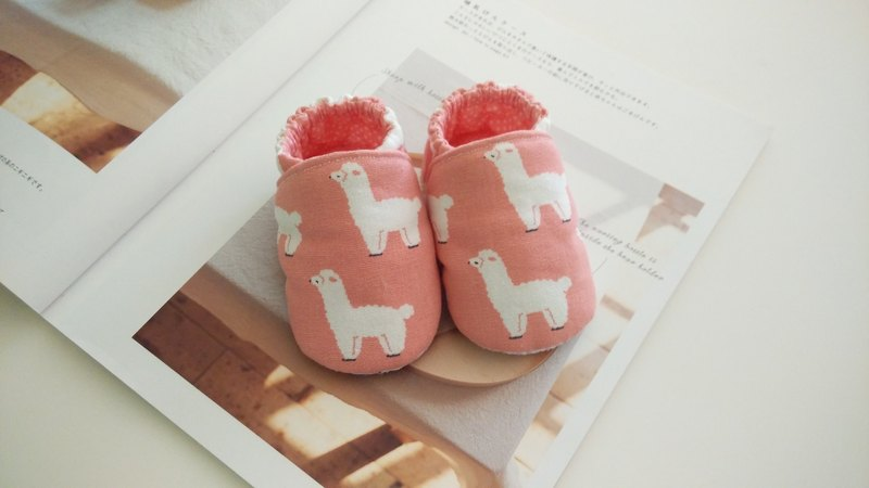 Foundation grass mud Ma Miyue gift baby shoes baby shoes