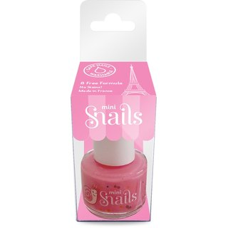 {New Arrival} mini Toothfainy dental elf (Pink Silver) (mini) / snails Greek mythology, children, non-toxic water-based nail polish /