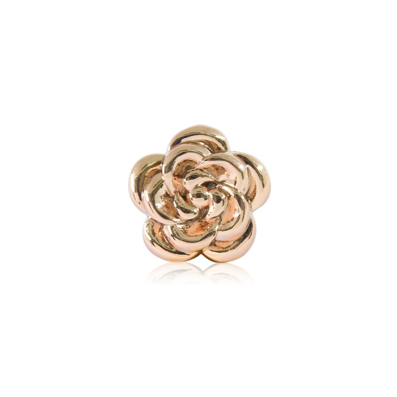 Holly HOURRAE [Camellia] popular rose gold series small jewelry