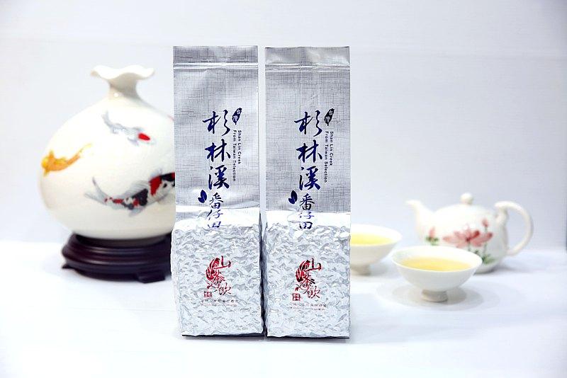 山茶飲 - 杉林溪番仔田  半斤 / 150g 烏龍茶