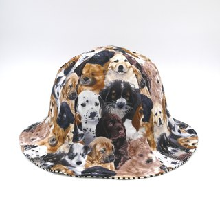 /Handmade flower hat/ A pieces of dog reversible hat