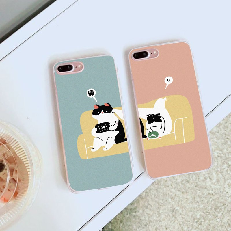 Our daily / flash lover phone case