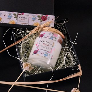 Fragrance Soy Candle 160g Home Fragrance Series Gift Pieces