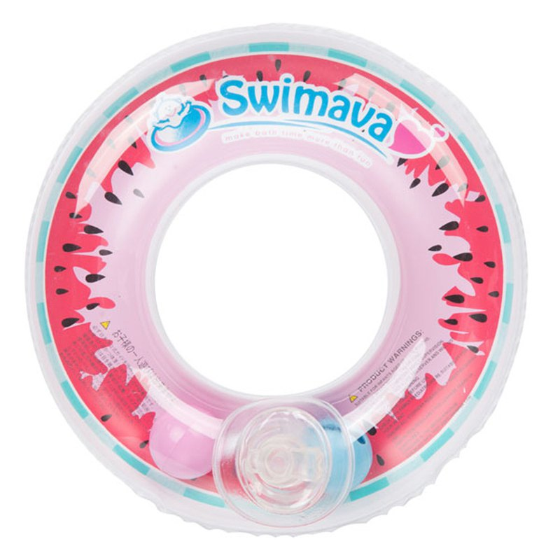 [bath toy] Swimava mini watermelon neck bath toy-1 (size: 11x11cm)