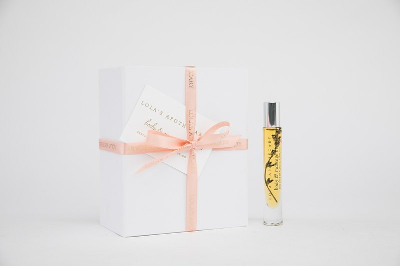 LOLA'S APOTHECARY crystal scent - sweet sleep