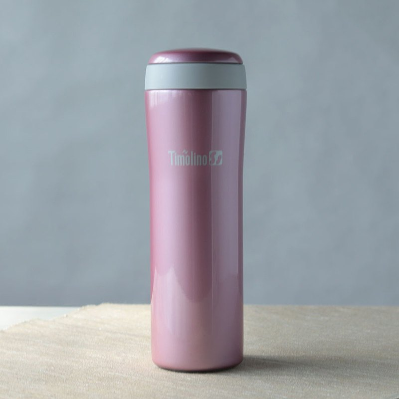 Timolino carry-on cup (rose gold) 400cc