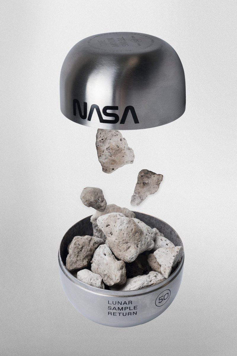 ANICORNxNASA-The Moon Smell Moon Scent Fragrance Meteorite - 50th Anniversary Edition