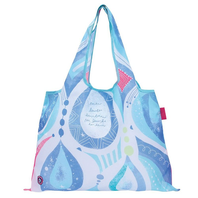 Prairie Dog Designer Reusable bag - Tear Drops