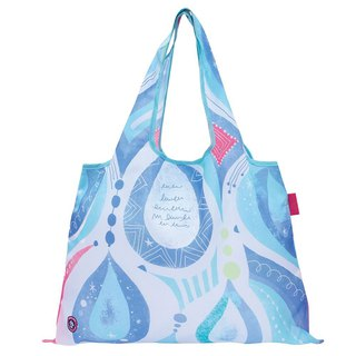 Japanese Prairie Dog Design Bag - Dew Drops
