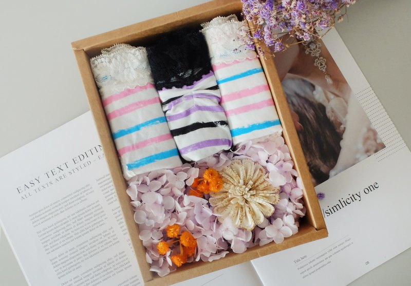 [Flower box, exchange gift] in the flower garden, colorful ocean, Taiwanese system