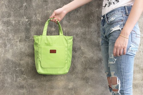LAPELI │ sport leisure handbag grass green