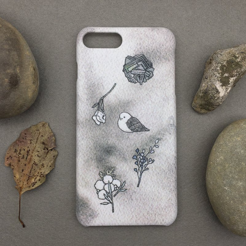 PHOEBE solitude / Anthropology phone case