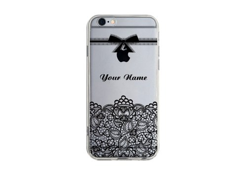 Your name is black and white 2 - iPhone X 8 7 6s Plus 5s S7 S8 S9 phone case
