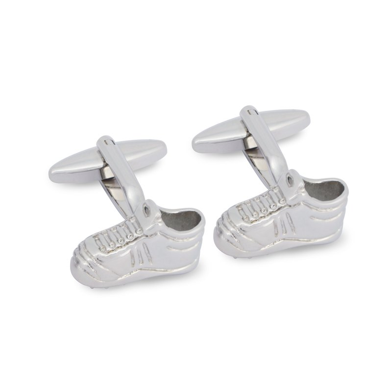 Running Shoes Cufflinks, Soccer Shoes
