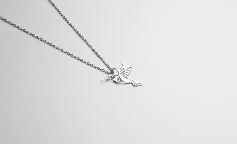 Hummingbird Necklace [Mini]_Animal Series_Question
