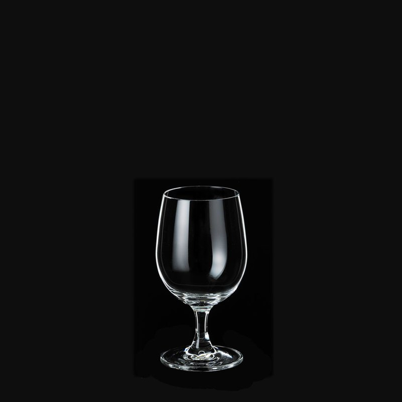 9 ounce goblet glass