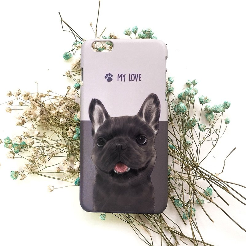 Black prince (iPhone.Samsung Samsung, HTC, Sony. ASUS mobile phone case cover)