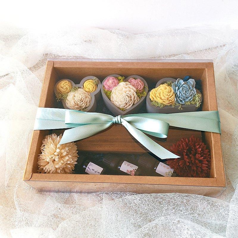 | 個性香氛禮盒組 | 綜合版