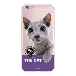 The Dog big dog license - TPU phone shell, AJ08