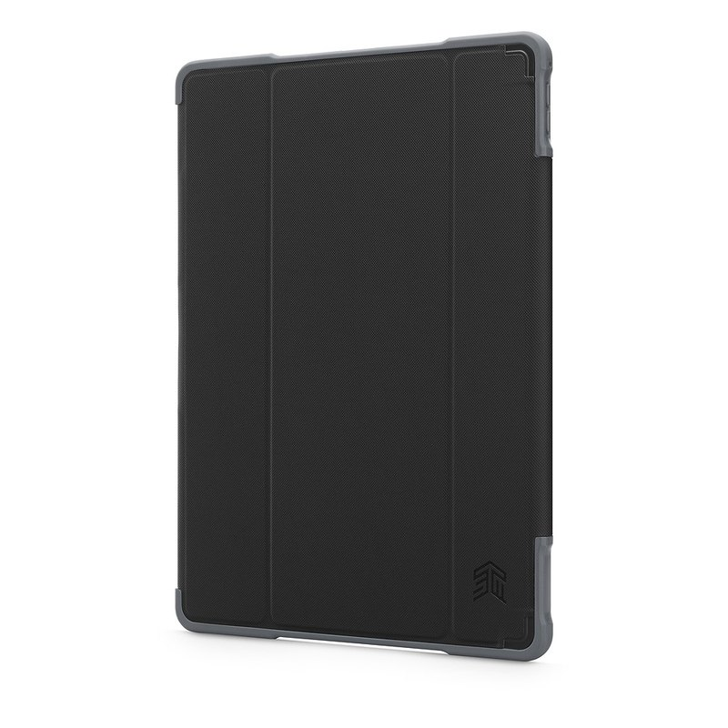 [STM] Dux Plus iPad Pro 12.9 吋 Dedicated military standard shatter-resistant protective case (black)