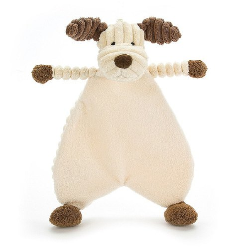 Jellycat Cordy Roy Puppy Soother 狗狗安撫巾 約23公分
