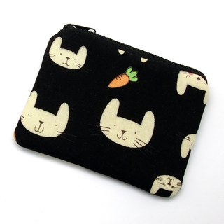 Zipper pouch / coin purse (padded) (ZS-241)