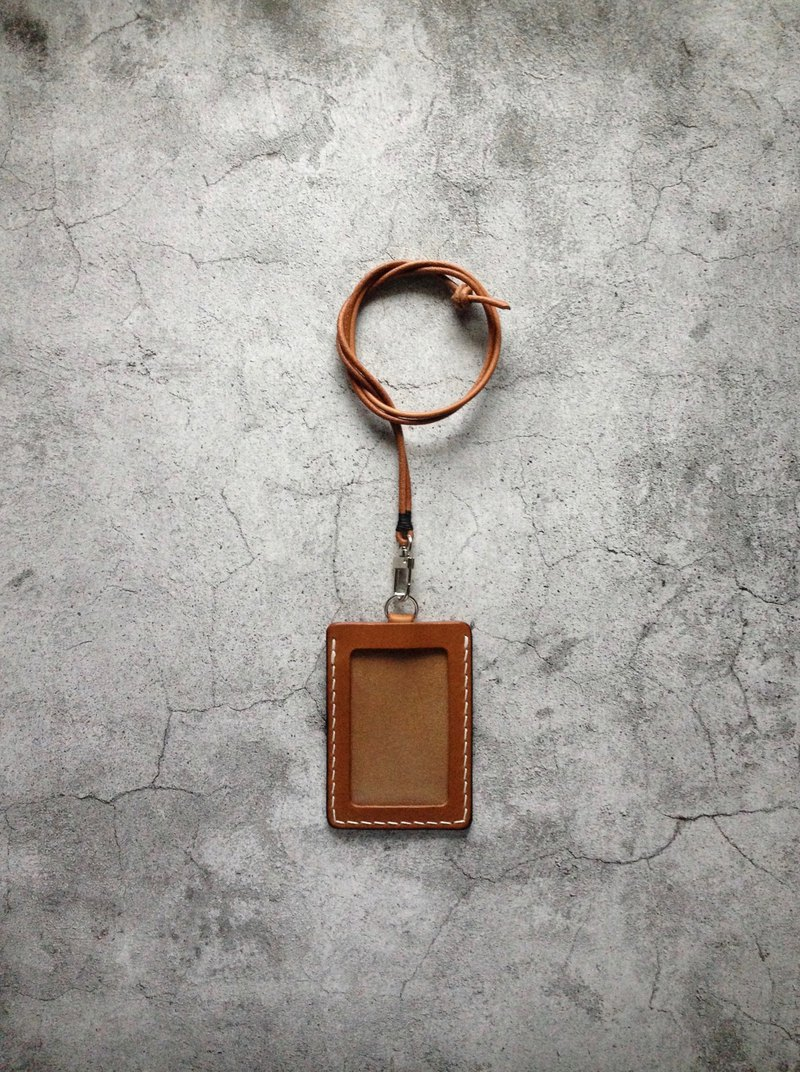 Brown ID Case\Badge holder