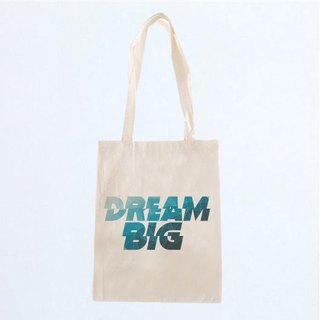 ICARUS Yikalusi original design trends bag / canvas bag / laptop bag / shoulder / hand DREAM BIG