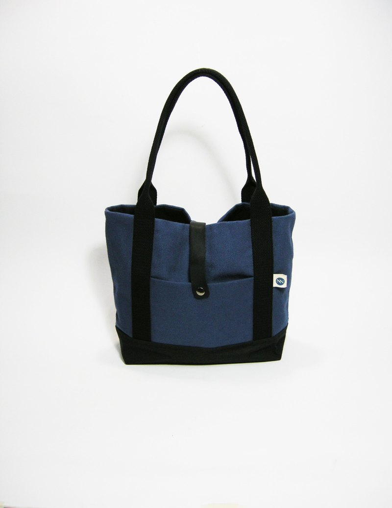 ● light Tote (canvas) __ for zuo zuo hand tote