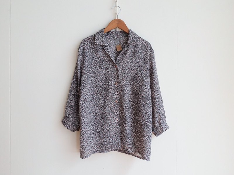 Vintage / Shirt / 3/4 Sleeve no.170 tk