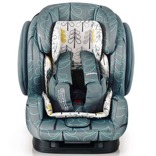 Cosatto Hug Group 123 Isofix Car Seat – Fjord (5 point plus)