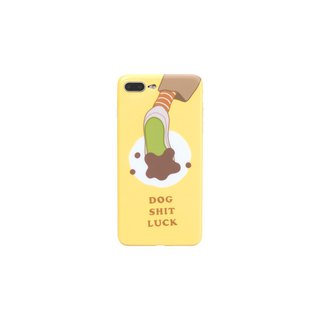DOG SHIT LUCK Iphone 7/8 plus x case