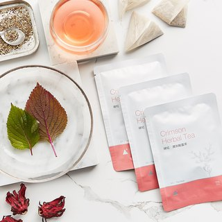 Blushing, Lightening, Refreshing Tea, Fresh, Sweet and Sour, 3D Tea Bags